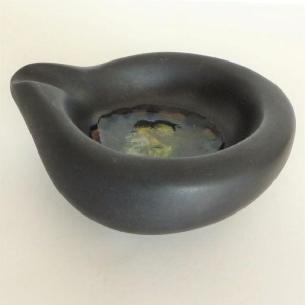 Ceramic ashtray from the...